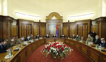 An extraordinary sitting of the Security Council was held