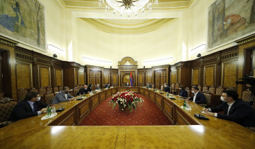 Prime Minister met with representatives of extra-parliamentary political forces