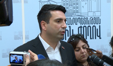 Electoral Commission terminates Alen Simonyan's City Council mandate