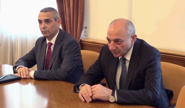 RA and Artsakh Foreign Ministers meet in Stepanakert