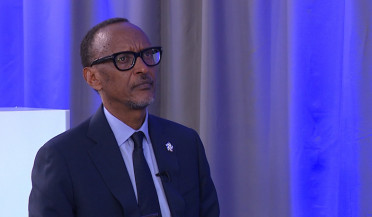 Exclusive interview with the President of Rwanda