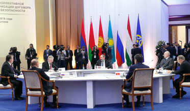 Discussions around CSTO Secretary General continue