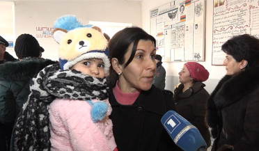 Lenughi village families still wait for new apartments