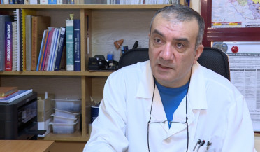 Medical documents to be filled out in Armenian