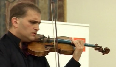 National Gallery: Paganini in the program