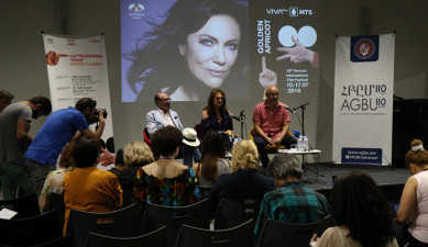 """Golden Apricot"": Diary of the film festival"