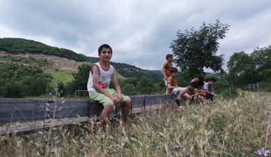 Life on Border: Baghanis