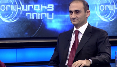 Off the Agenda: Vardan Harutyunyan