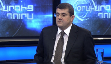 Off the Agenda: Arayik Harutyunyan