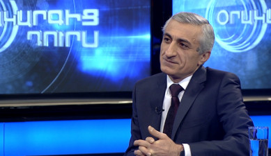 Off the Agenda: Spartak Seyranyan