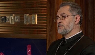 After Midnight: Reverend Father Tovma Andreasyan