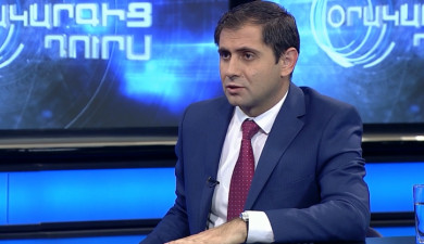 Off the Agenda: Suren Papikyan