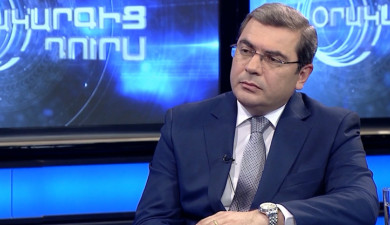 Off the Agenda: Davit Ananyan