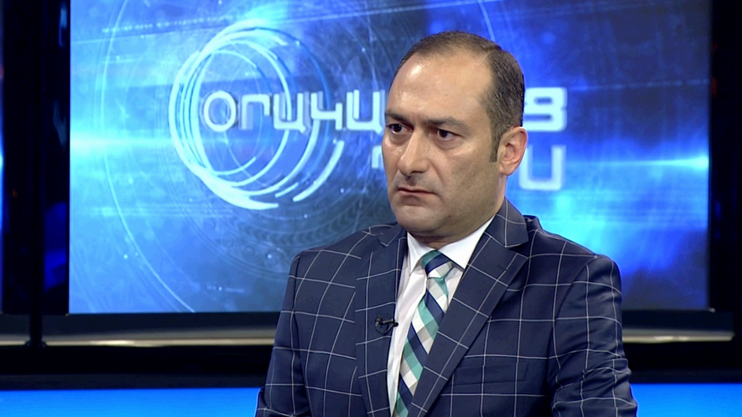 Off the Agenda: Artak Zeynalyan