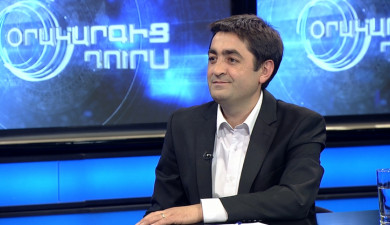 Off the Agenda: Arsen Kharatyan