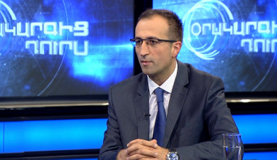 Off the Agenda: Arsen Torosyan