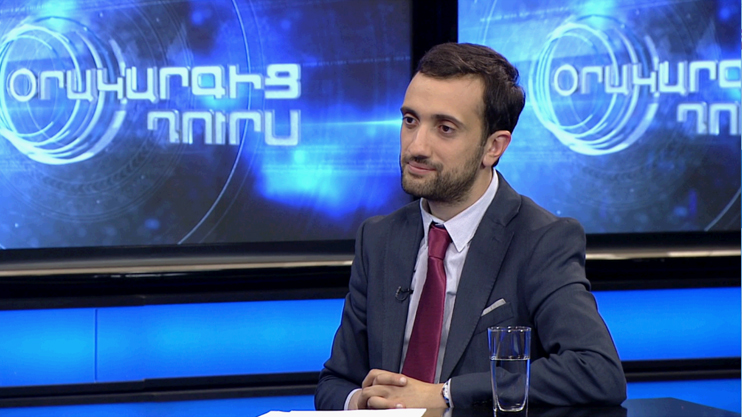 Off the Agenda: Daniel Ioannisyan