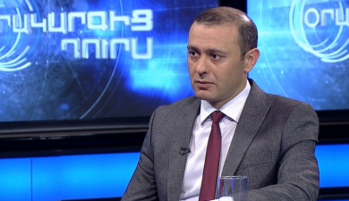 Off the Agenda: Armen Grigoryan
