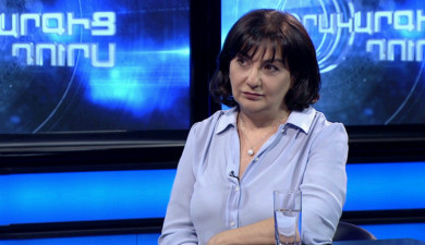 Off the Agenda: Armine Ohanyan