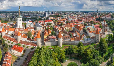 Cities of the World: Estonia