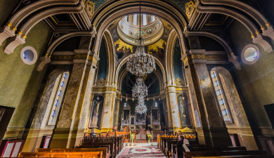 Ours: Armenian Apostolic Church of Romania