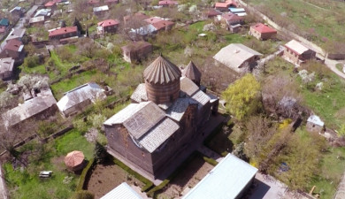 On the Roads of Armenia: Mughni