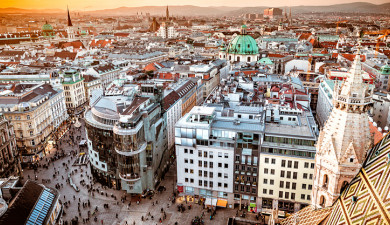 Cities of the World: Vienna