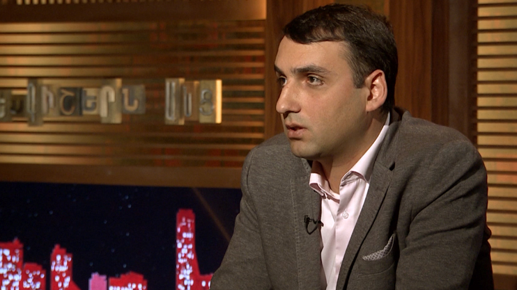 After Midnight: Tigran Harutyunyan