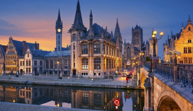 Cities of the World: Belgium