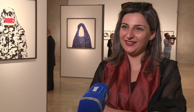 Shadi Ghadirian's Exhibtion