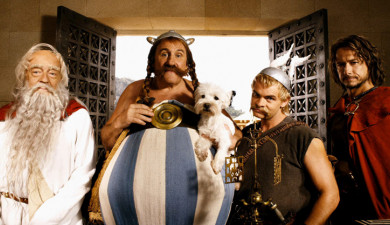 Film: Asterix at the Olympic Games