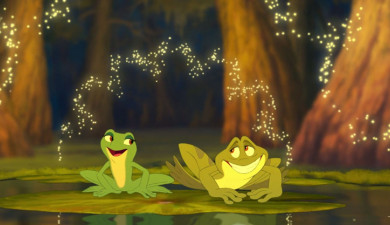 Animated Film: The Princess and the Frog