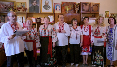 Side by Side: Ukrainian Community