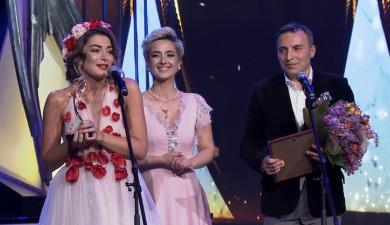 Tsitsernak 2018 National Music Awards