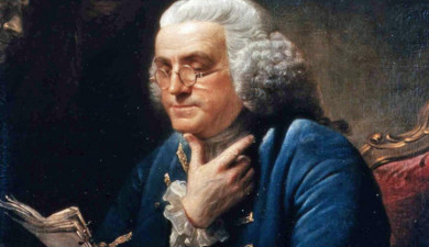 Benjamin Franklin: One of the Leaders of U.S. War for Independence