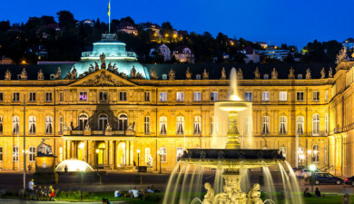 Cities of the World: Stuttgart