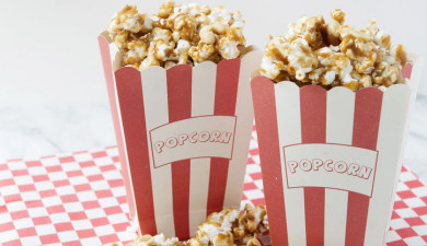 Popcorn Day on January 23