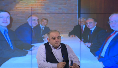 Public Discussion: Karabakh Conflict
