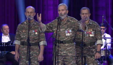 Canticle of Canticles: Armenian Army
