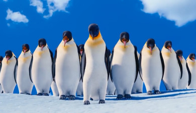 Animated Series: Happy Feet Two