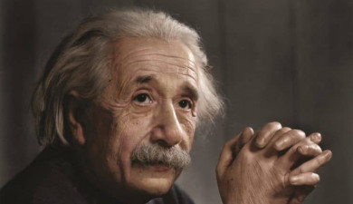 Albert Einstein: Nobel Prize Winning Physicist