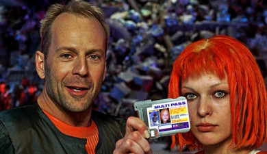 Film: The Fifth Element