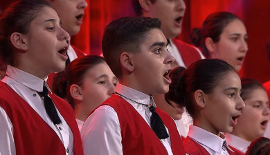 Canticle of Canticles: Children's Choir