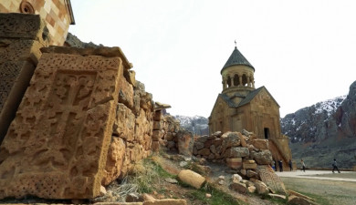 The Cornerstone: Noravank