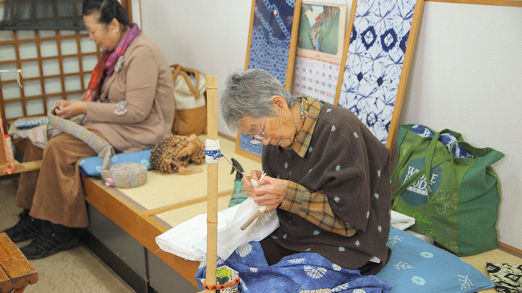 Craft of Sewing in Japan