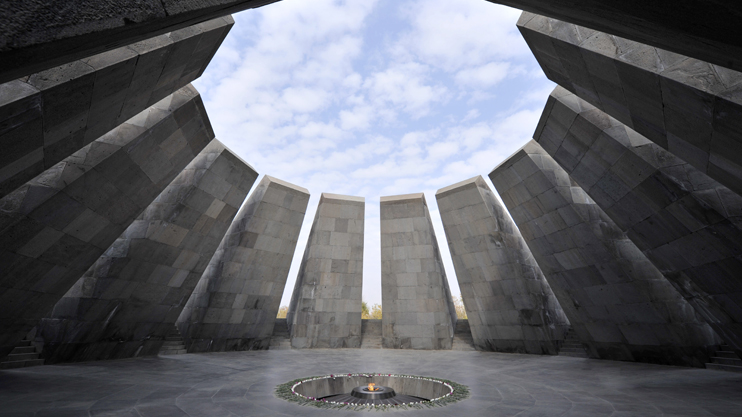 On the Roads of Armenia: Genocide Museum