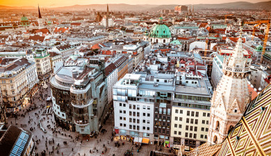 Cities of the World: Vienna (Part 1)