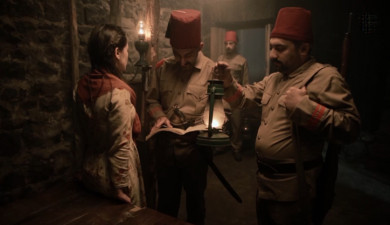 Documentary: The Last Prayer: Anna Hedvig Büll