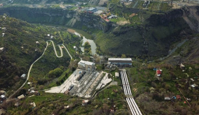 The Cornerstone: Sevan-Hrazdan Power Stations