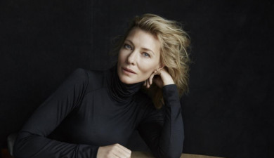 Cate Blanchett: Australian Theater and Cinema Actress
